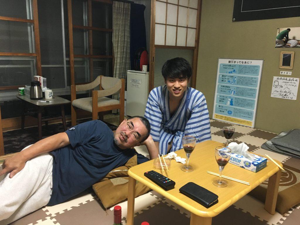 筋整流法の創始者 小口昭宣先生の遠征に同行させて頂きました!!